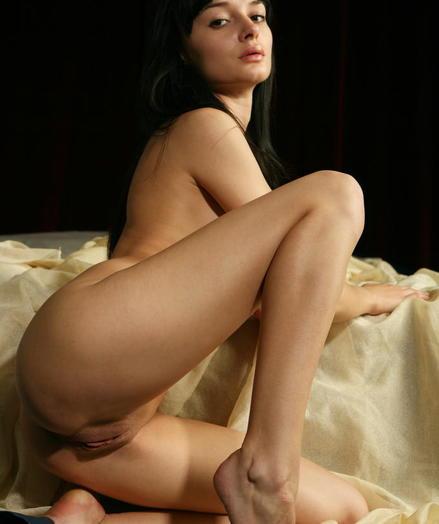 Dispirited Hottie - Altogether Well done Tyro Nudes