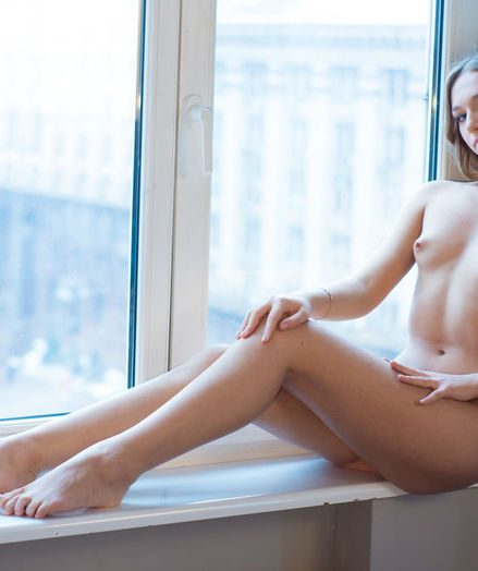 Softcore Hotty - Naturally Magnificent Unexperienced Nudes